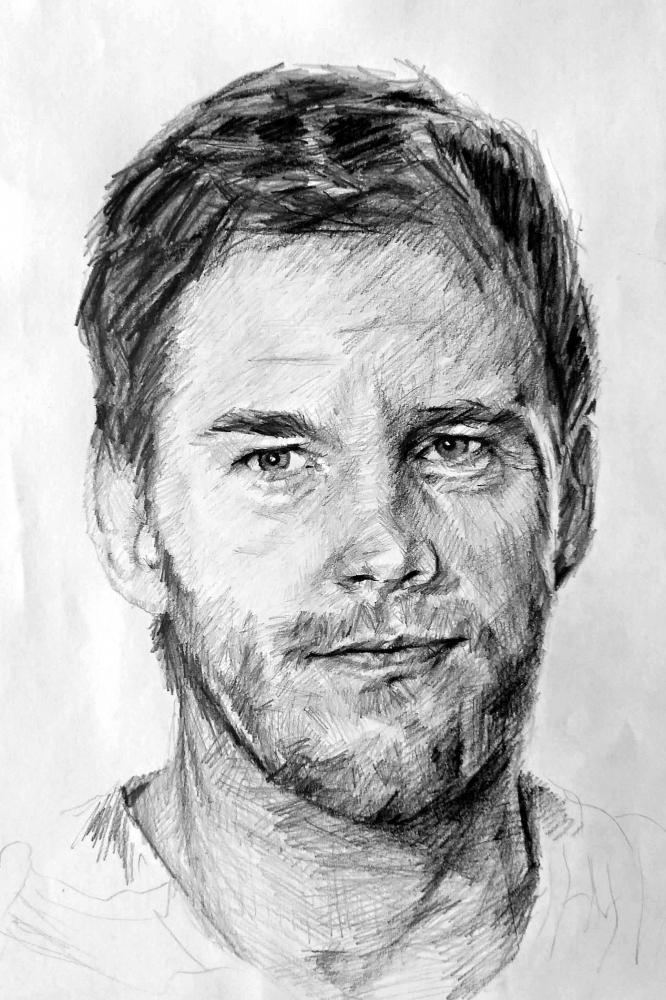 Chris Pratt por linshyhchyang
